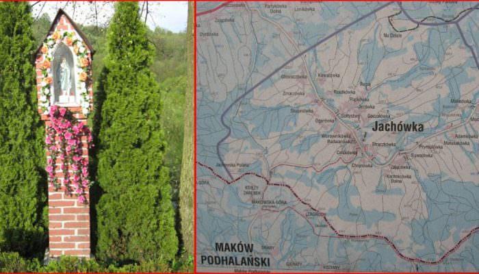 Kapliczka Głowaczówki