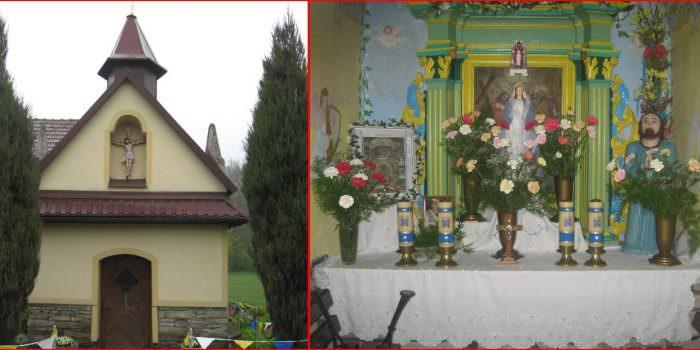 Kapliczka św.Trójcy
