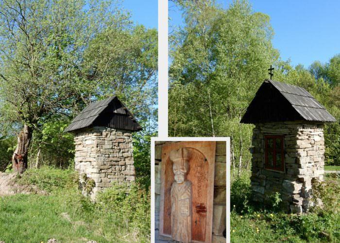 Kapliczka wBielicznej