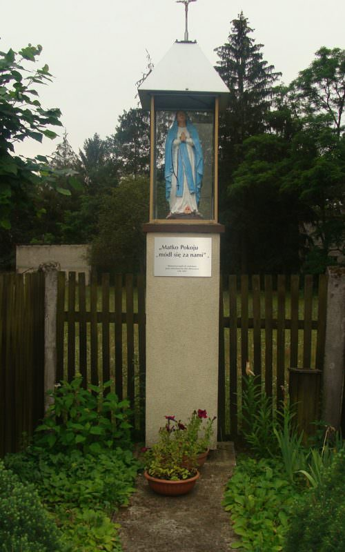 Kapliczka wBorkach