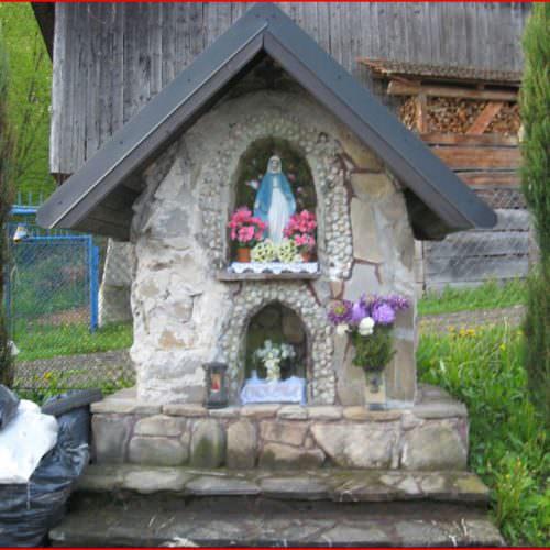 Kapliczka wprzysiółku Bugaj