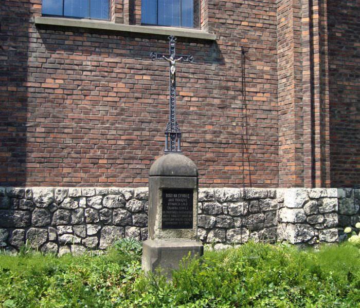 Krzyż karmelicki wKrakowie