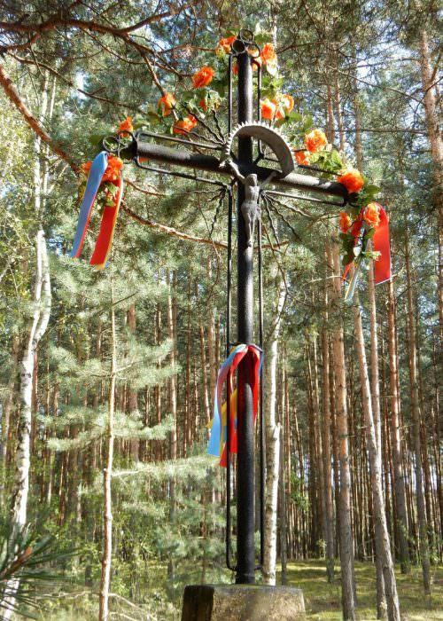 Krzyż koło Mianowa