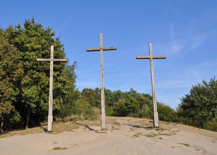 Krzyże wKazimierzu
