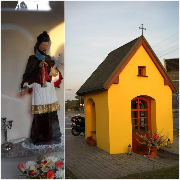 Kaplica wGardawicach