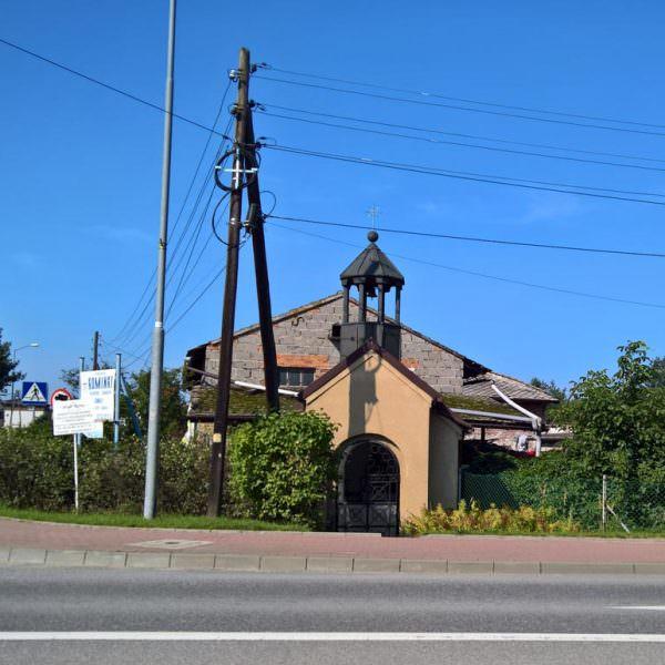 Kaplica wKaletach-Miotku