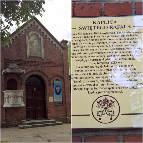 Kaplica wPiekarach Śląskich