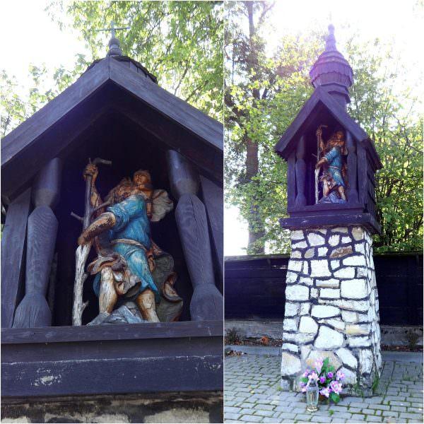 Kapliczka wBoronowie
