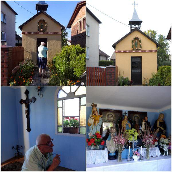 Kapliczka wGardawicach