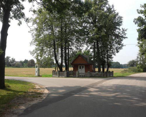 Kapliczka wPrzechodzisku