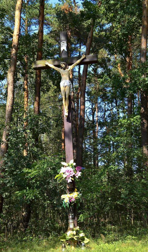 Krzyż wBoronowie