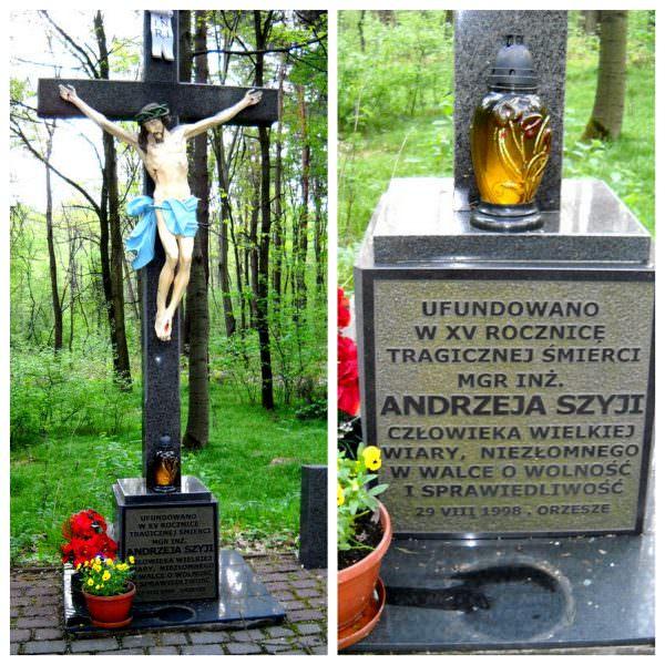 Krzyż wJaśkowicach