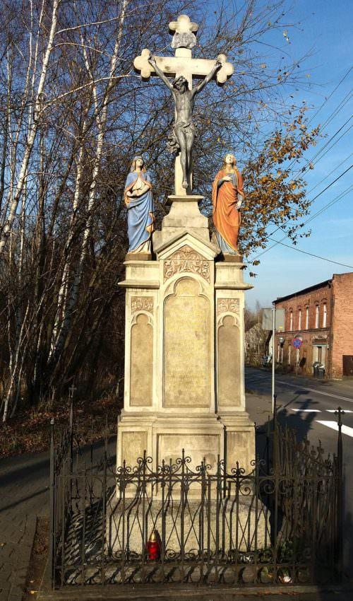 Krzyż wRudzie Śląskiej