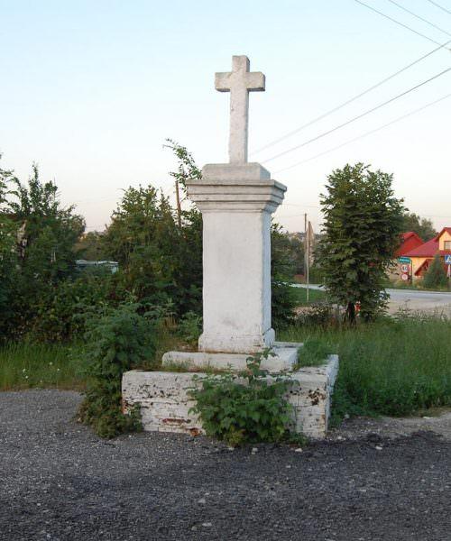 Krzyż wWodzisławiu