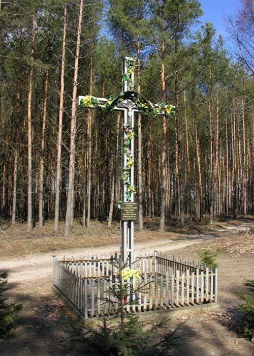 Krzyż wWoli Jabłońskiej