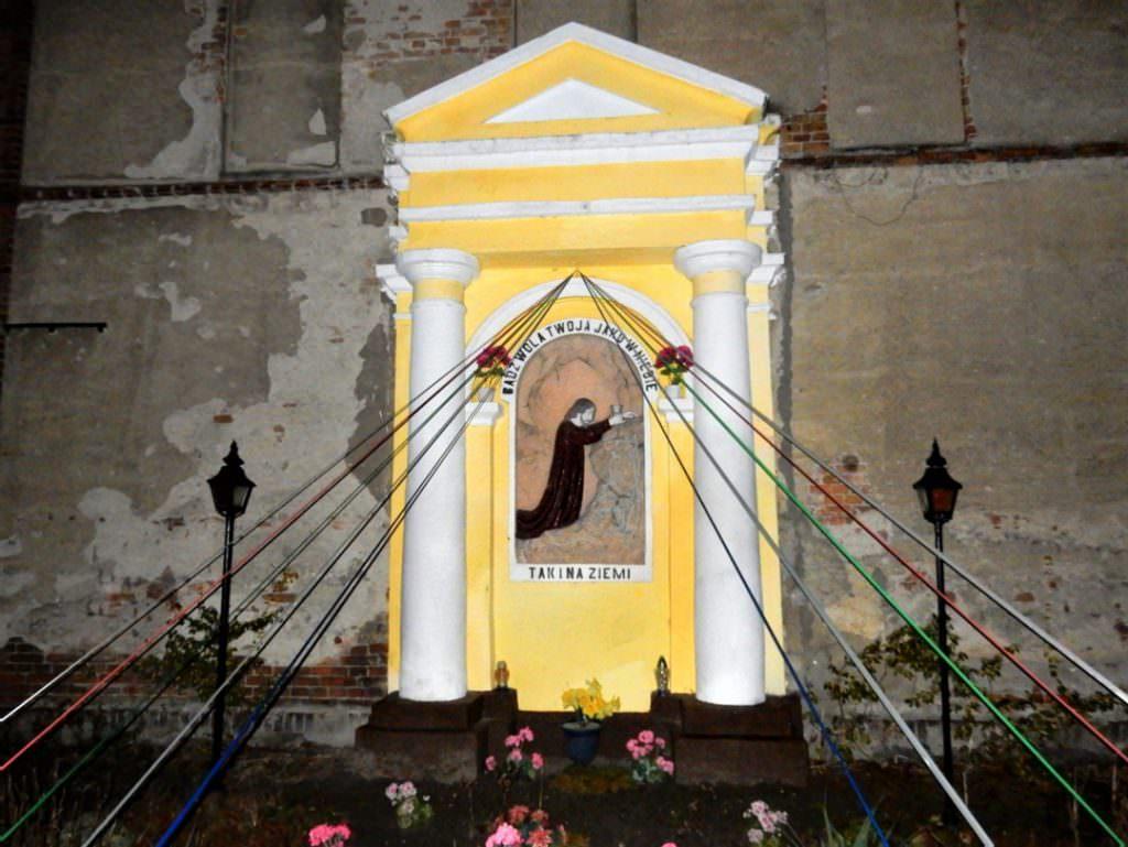 Kapliczka wGuzowie