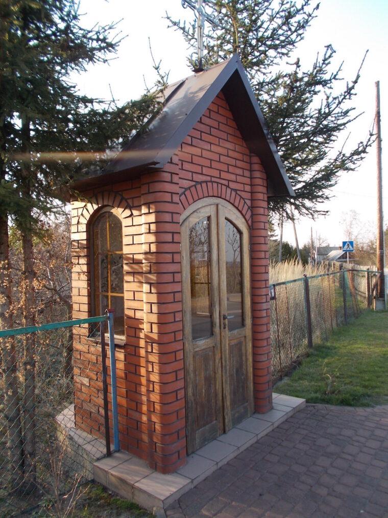 Kapliczka św. Antoniego - Małgorzata Sakowicz