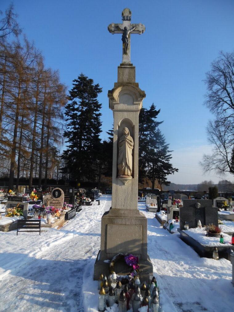 Krzyż Kamienny Woszczyce - Kornelia Sczekała