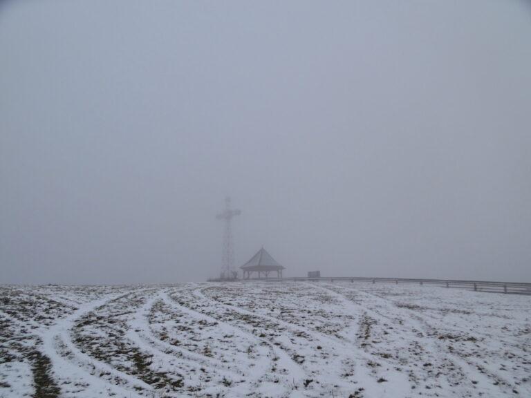 Krzyż Milenijny Czarna Góra Litwinka - Kornelia Sczekała